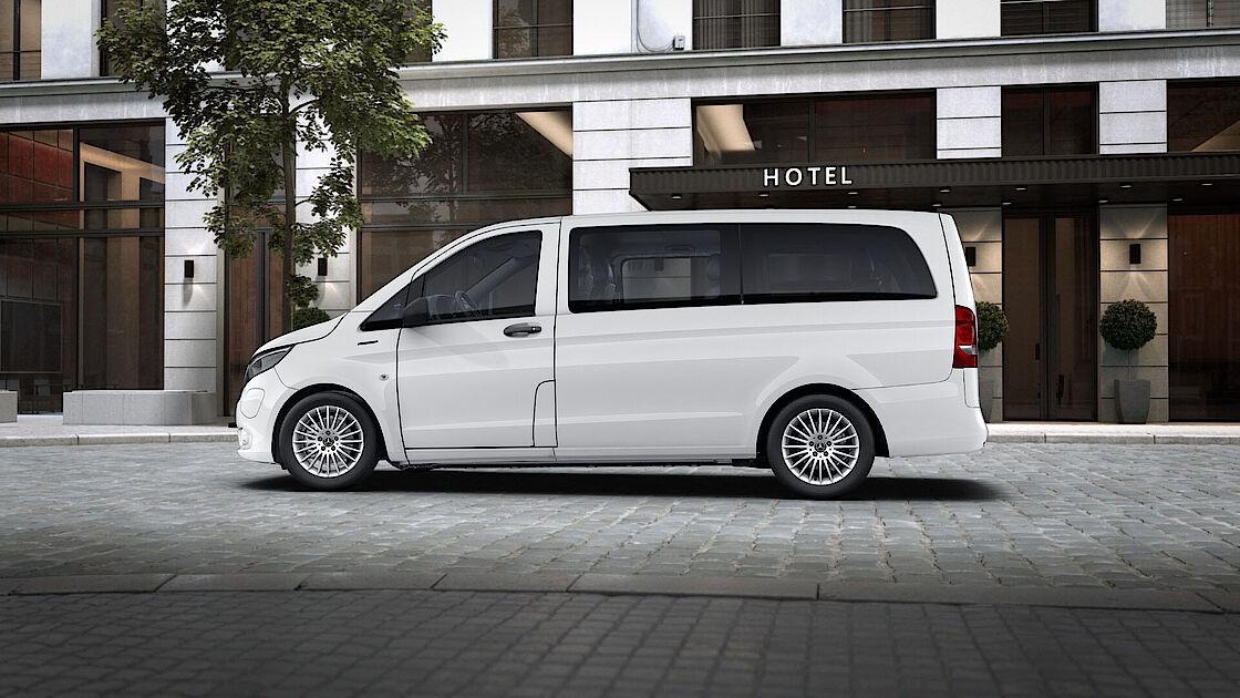 Mercedes-Benz eVito Tourer im Leasing