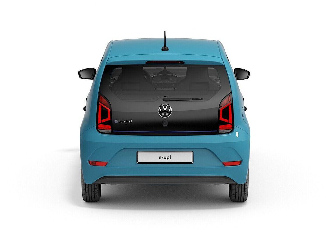 VW e-up Leasingangebot   Der Kofferraum