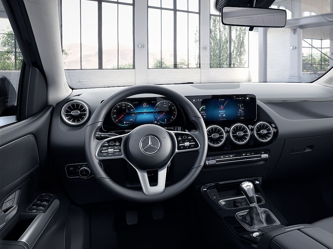 Leasingangebot Mercedes-Benz B-Klasse Edition 19