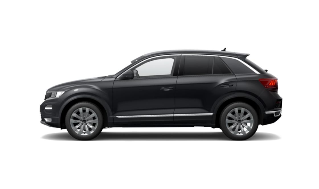 VW T-Roc Exterieur