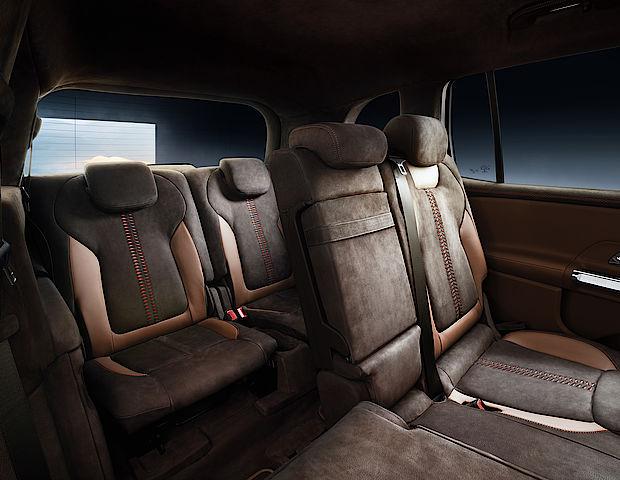 Mercedes-Benz GLB mit 7 Sitzen