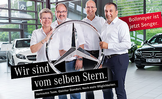 Mercedes-Benz Team in Herford
