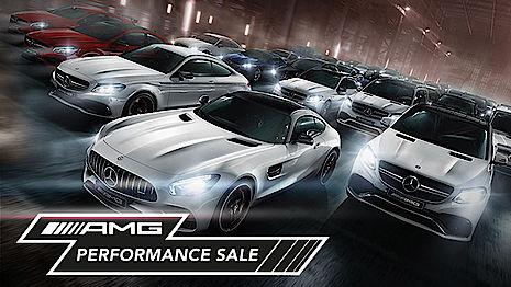 Mercedes-AMG Performance Sale bei Senger