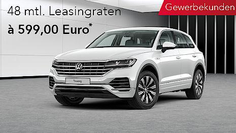 VW Touareg V8 Geschäftskunden