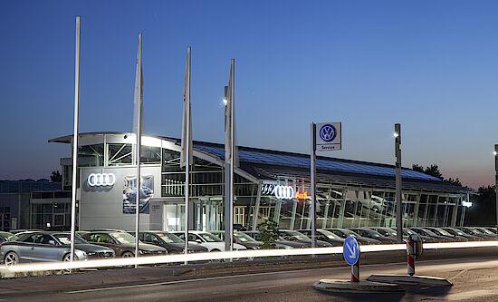 das Audi Zentrum Lingen ist Ihre Anlaufstelle für Interessenten aus der Grafschaft