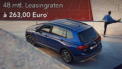 Jetzt VW Tiguan Allspace UNITED leasen