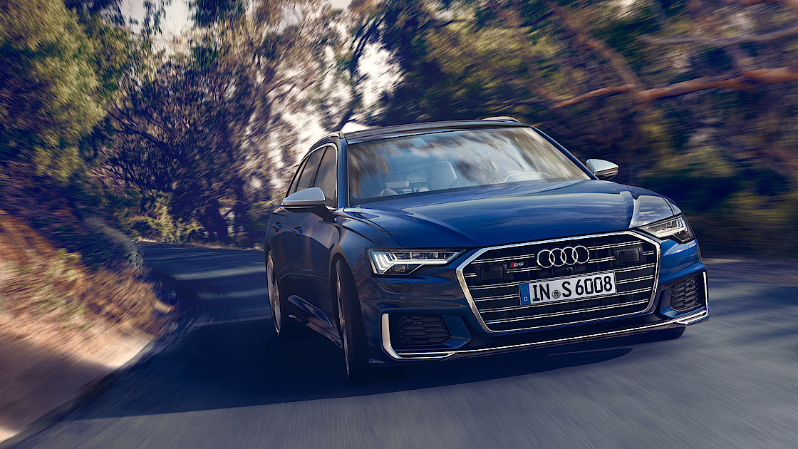 Audi S6 Avant TDI