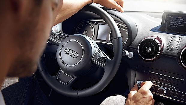 Audi A1 Multifunktionslenkrad