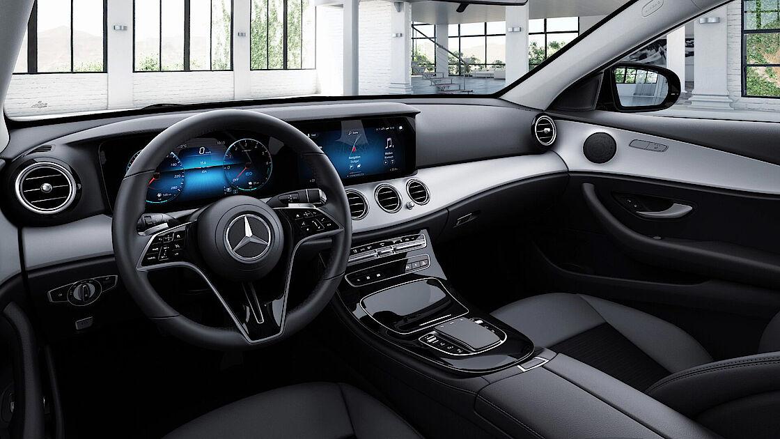 Mercedes-Benz E-Klasse Plug-In-Hybrid Interieur