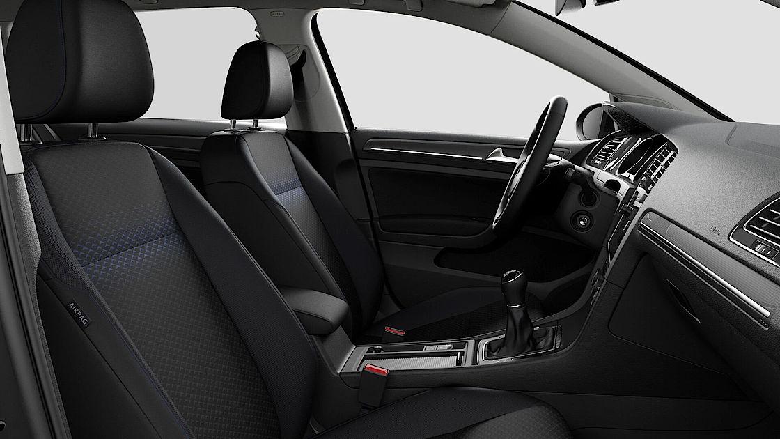 VW Golf Variant UNITED Leasingangebot | Sitze