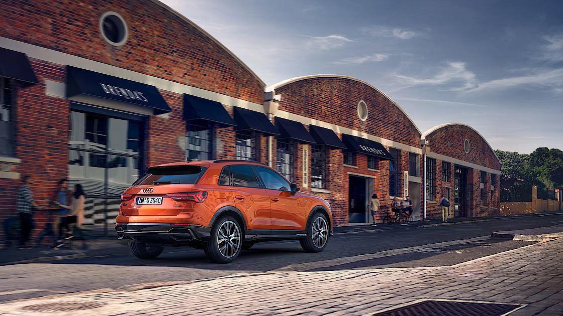 Audi Q3 (150PS)