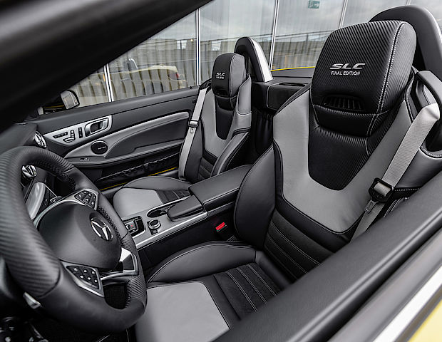 SLC Final Edition Interieur