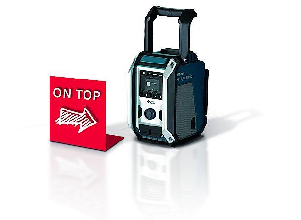 Im Audi Zentrum Rheine erhalten Sie ein baustellenradio bei Kauf eines Aktionsmodells inklusive