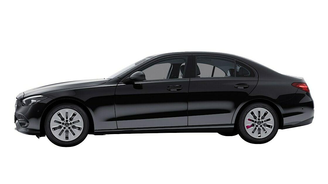 Mercedes-Benz C-Klasse Limousine Seitenansicht
