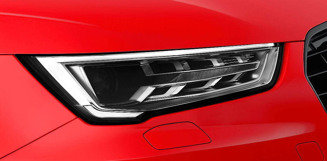 Audi A1 Xenon