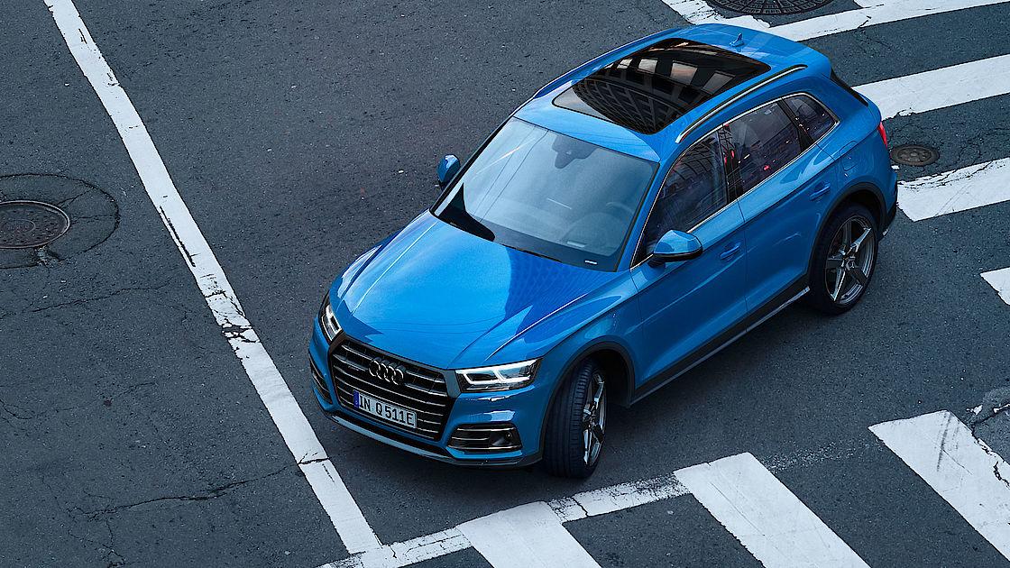 Audi Q5 e qauttro S tronic