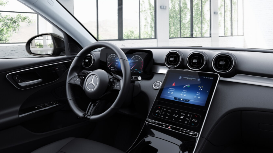Mercedes-Benz C-Klasse T-Modell Interieur