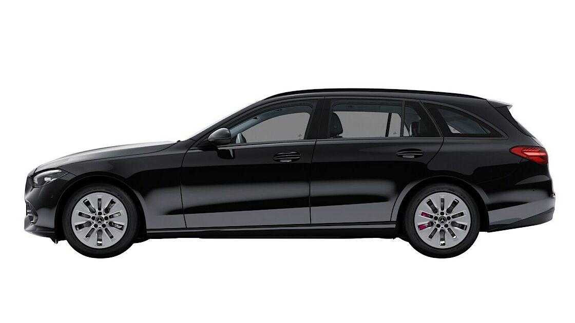 Mercedes-Benz C-Klasse T-Modell Seite
