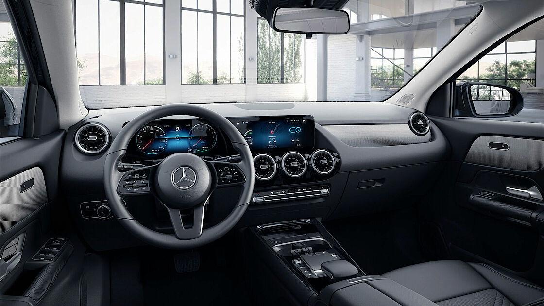 Mercedes-Benz GLA Plug-In-Hybrid im Leasing