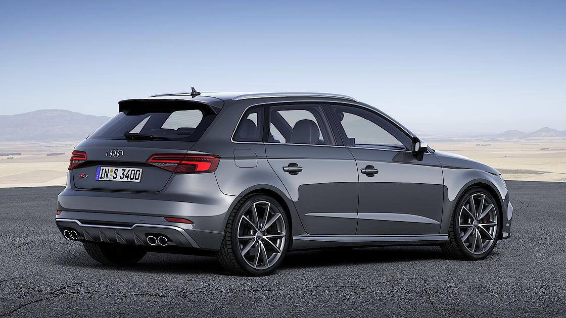 Der Audi S3 Sportback