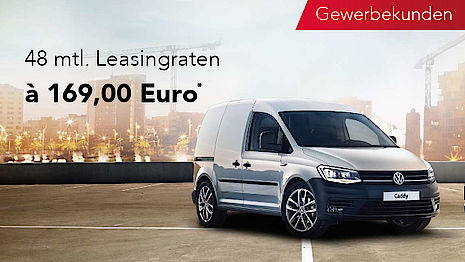 VW Caddy EcoProfi Leasen