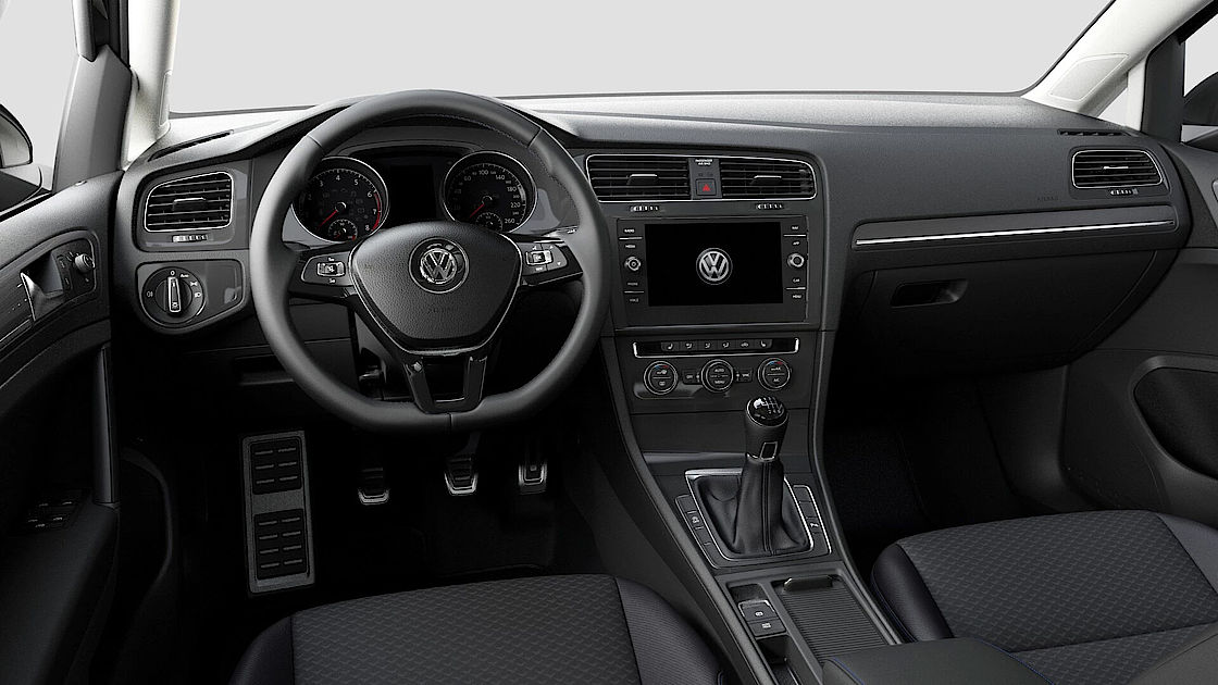 VW Golf Variant UNITED Leasingangebot | Cockpit