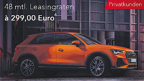 Audi Q3 Hauspreis