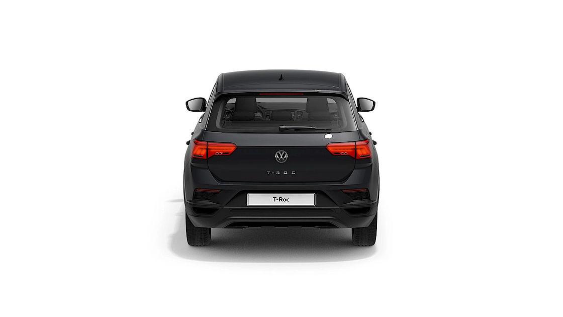 VW T-Roc günstig leasen   Heck