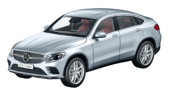 Modellautos von Mercedes-Benz