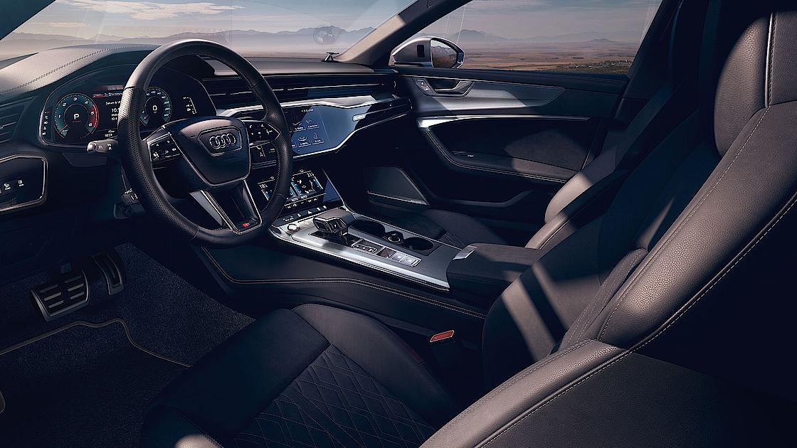 Audi S6 Avant tiptronic