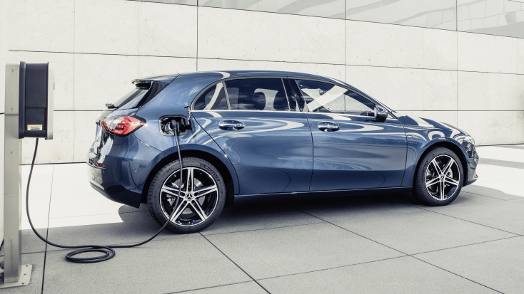 Mercedes-Benz Plug-In-Hybrid A 250 e