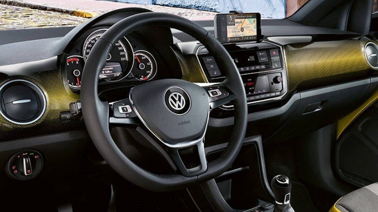 VW up! Interieur