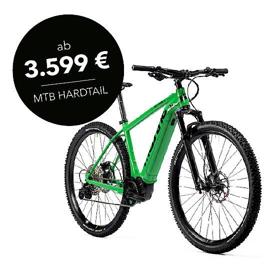 Müsing Savage E Intube MTB Hardtail Fahrrad
