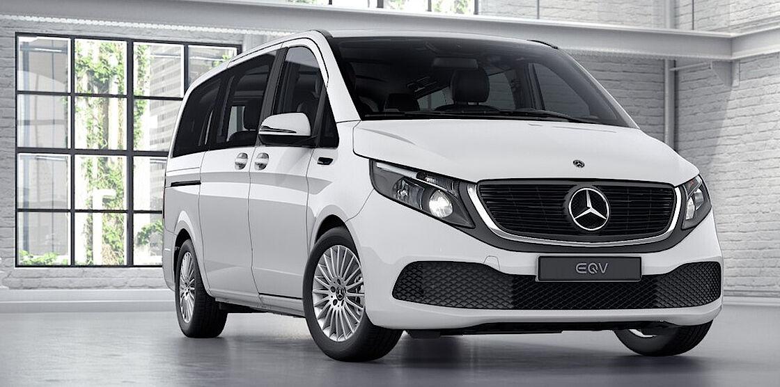 Mercedes-Benz EQV im Abo - Exterieur