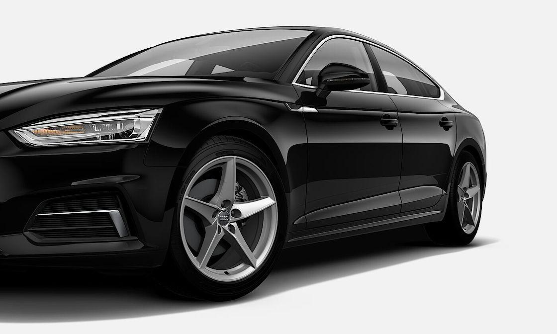 Erdgasfahrzeug: Audi A5 Sportback