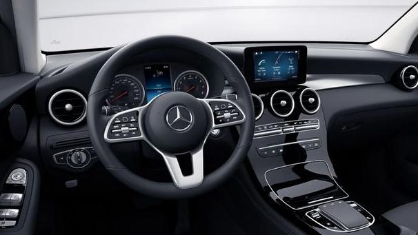 Mercedes-Benz GLC 220d Interieur