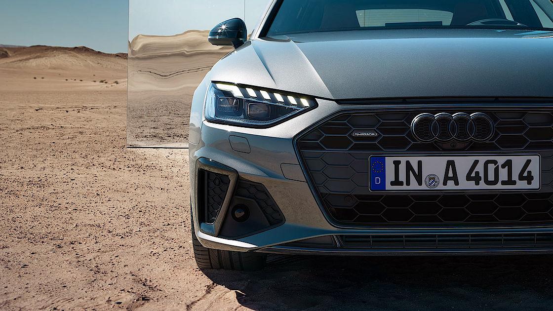 Audi A4 Avant 6-Gang