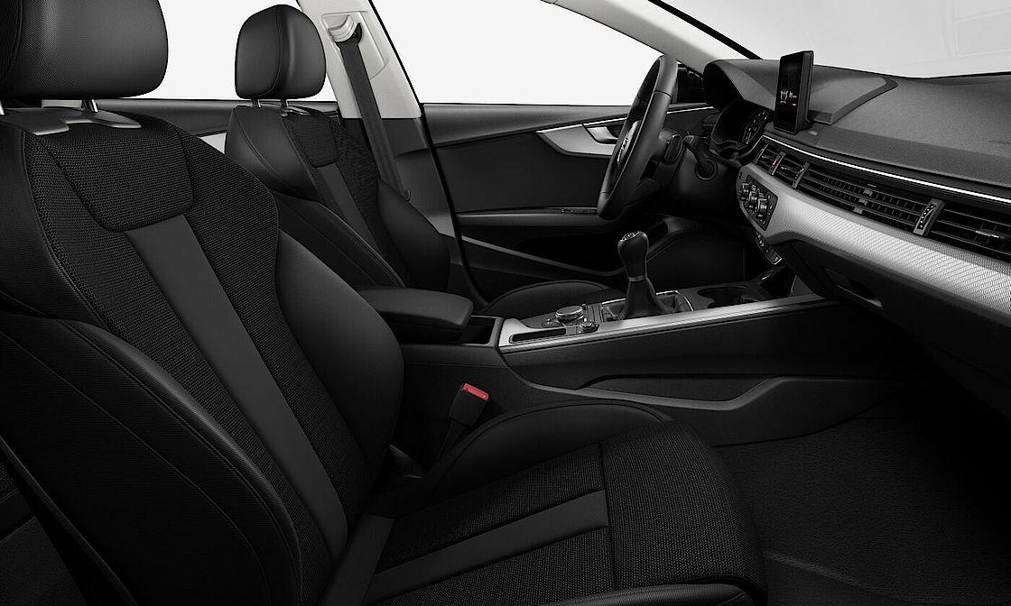 Interieur des Audi A5 Sportback g-tron