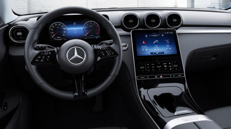 Mercedes-Benz C-Klasse Interieur