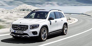 Der neue Mercedes-Benz GLB
