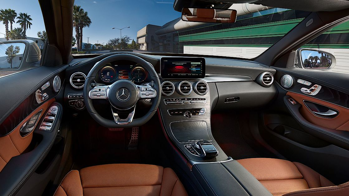 Mercedes Benz C Class Coupe Price