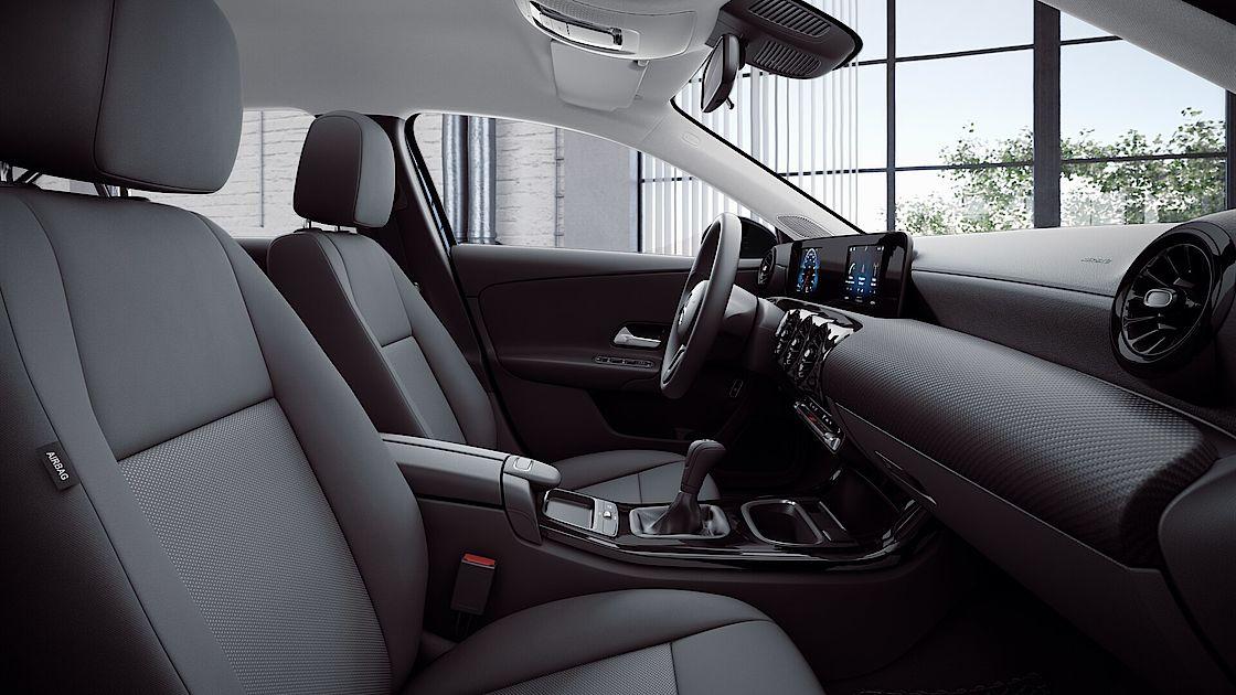 A-Klasse limousine Interieur Angebot