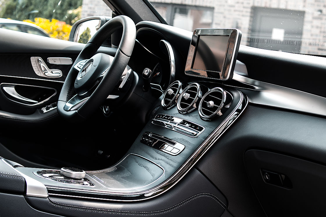 Mercedes GLC bei Senger