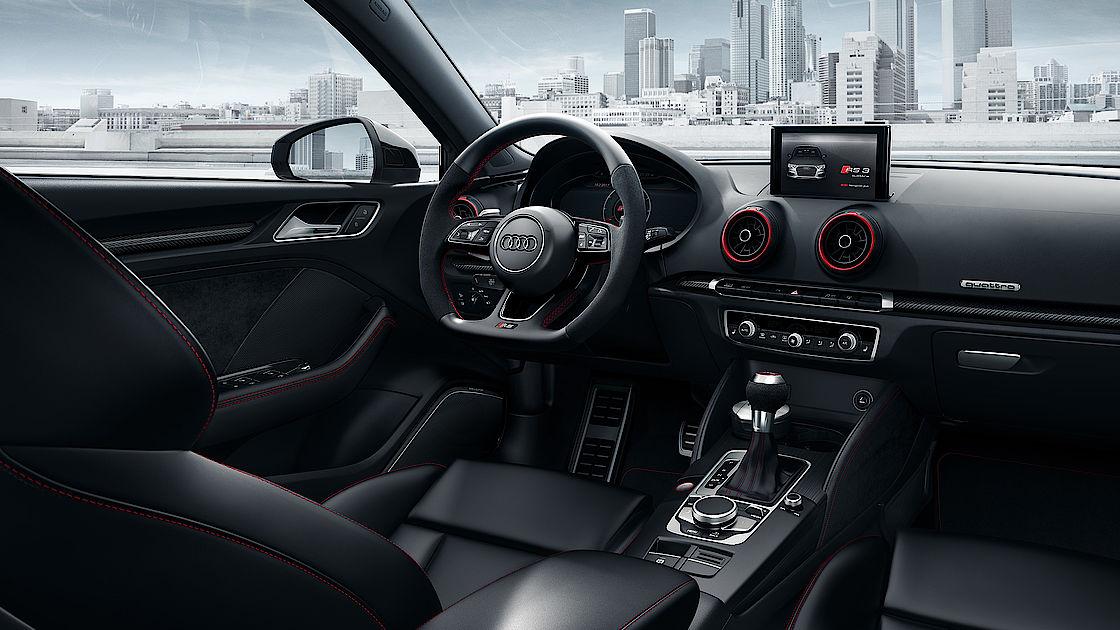 Audi RS3 S tronic