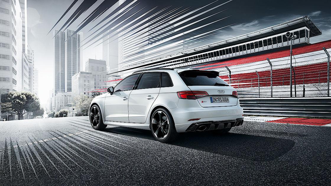Sportback Audi RS3