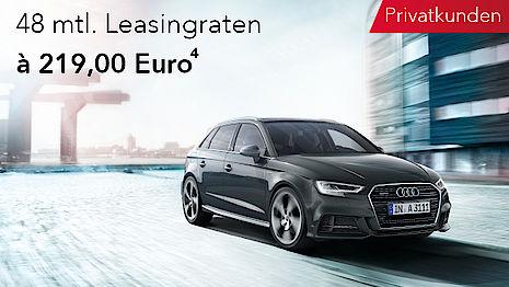 Leasingangebot Audi A3