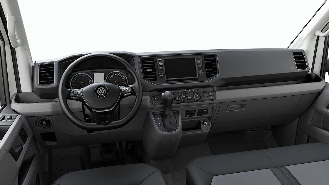 VW e-Crafter | Cockpit