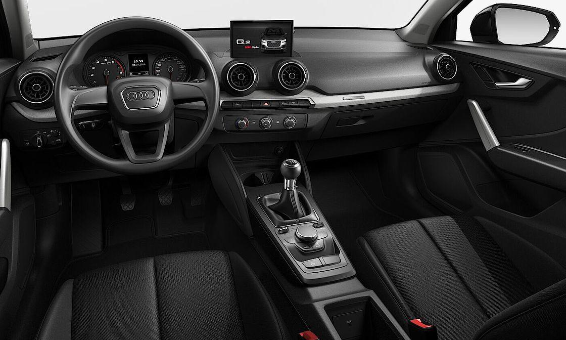 Audi Q2 Angebot bei Senger in Rheine | Cockpit
