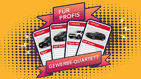 KMU Wochen bei Senger mit VW Firmenwagen im Angebot