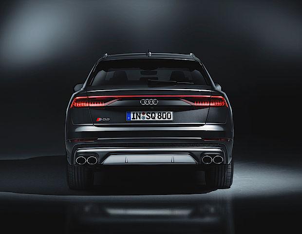 Der neue Audi SQ8